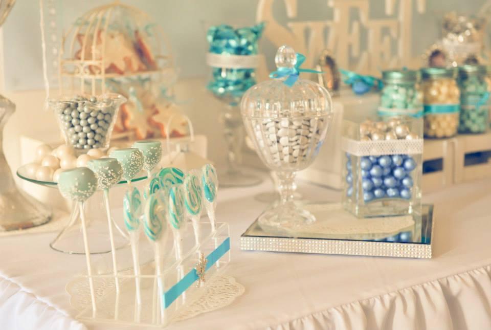 Laceys Winter Wonderland 2nd Birthday Party Little