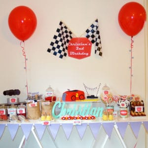 Printable Party Decor