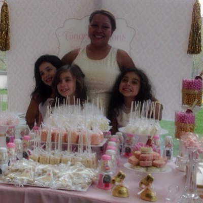 First Holy Communion Party Backdrop