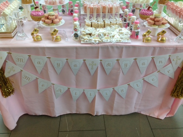 Girl's First Holy Communion Bunting