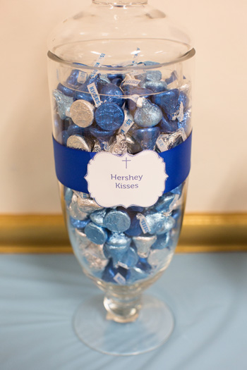 Label for Hershey Kisses