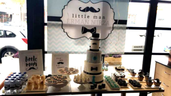 Little Man 1st Birthday