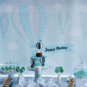Complete Printable Party Decor Sets