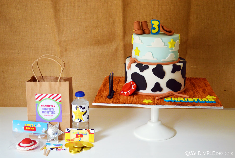 toy story party package
